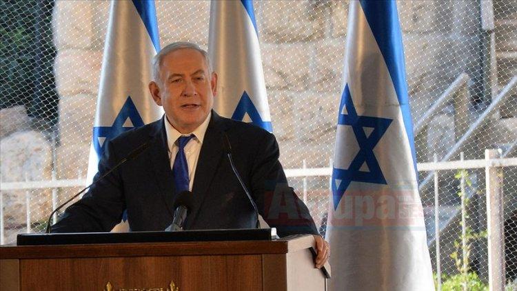 Netanyahu siyasi kariyeri için Filistinlilerin haklarını yok sayıyor