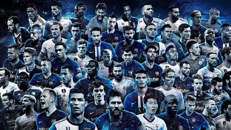 FIFA FIFPro Yılın 11 aday futbolcularını belirlendi