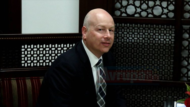 ABD'nin Orta Doğu Özel Temsilcisi Greenblatt istifa etti