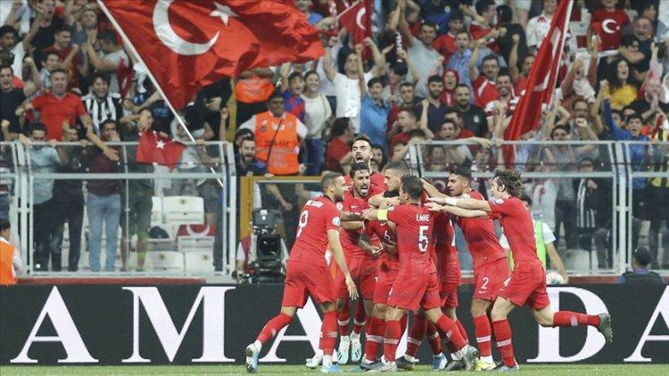 A Milliler Andorra'yı tek golle geçti