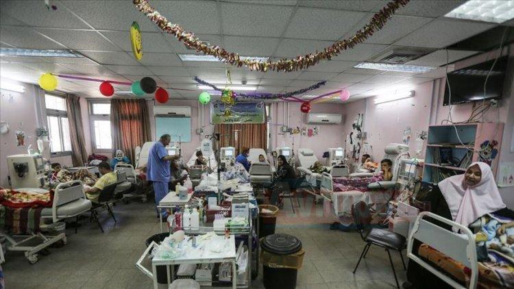 Gazze'deki sağlık sektörü çöküşün eşiğine geldi