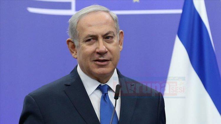 Netanyahu Batı Şeria'daki Yahudi yerleşimlerinin ilhakı yineledi