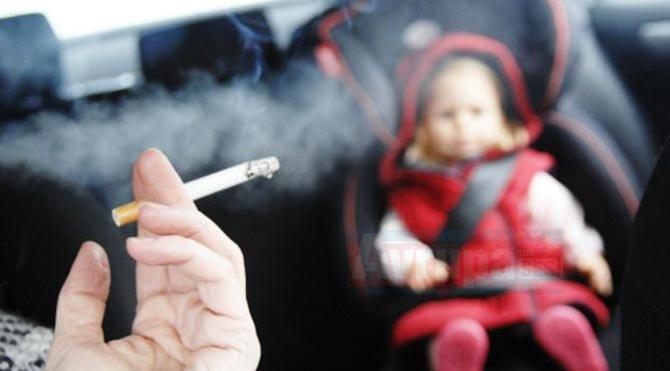 Almanya'da otomobillerde sigara yasağı geliyor