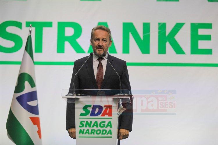Bakir İzetbegoviç SDA genel başkanlığına getirildi