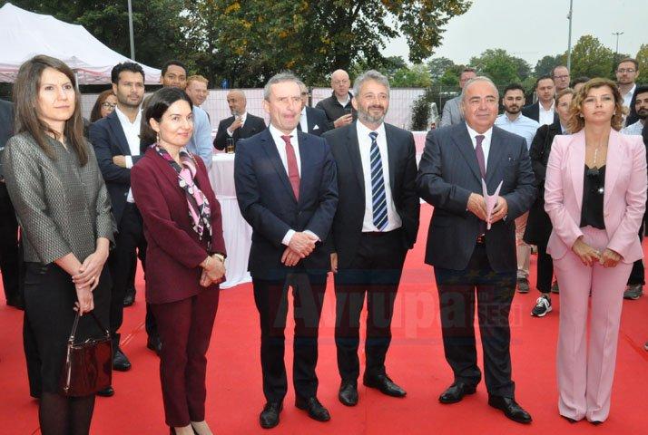 Avrupa'nın kalbine Türk imzası Atıldı!