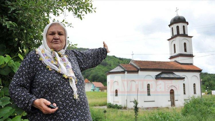 AİHM Boşnak Nine'nin bahçesine izinsiz kilise inşa ettiler