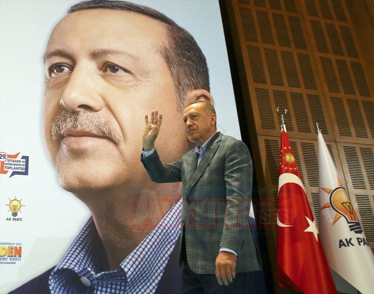 Cumhurbaşkanı Erdoğan: AK Parti, milletimizin tek umudu olma vasfını koruyacak