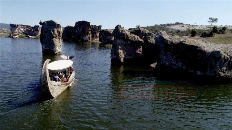 Frigya'da turist sayısı giderek artıyor