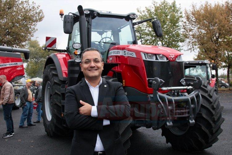 1,5 milyon liralık traktöre ilgi yoğundu