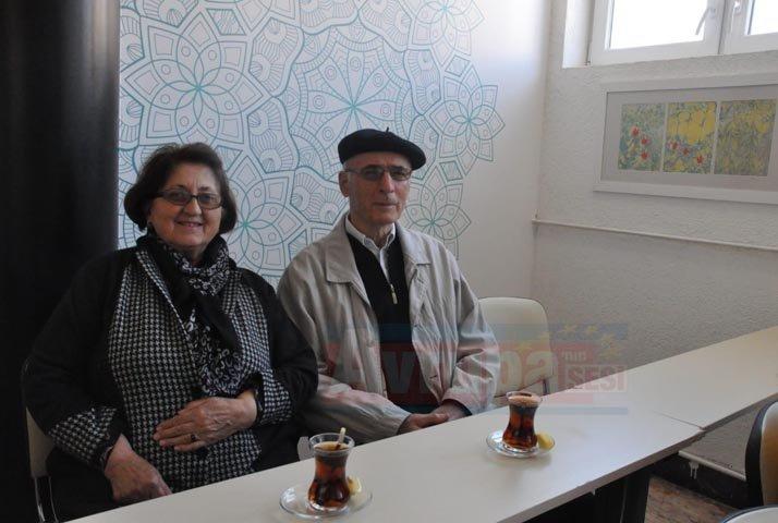 70 Yaşındaki Şkriyel Çiftinin Türkçe Mutluluğu