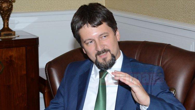 Macaristan'ın Ankara Büyükelçisi Matis: