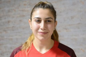 Şampiyon Görme Engelliler Kadın Golbol Milli Takımı'ndan Mehmetçiğe selam