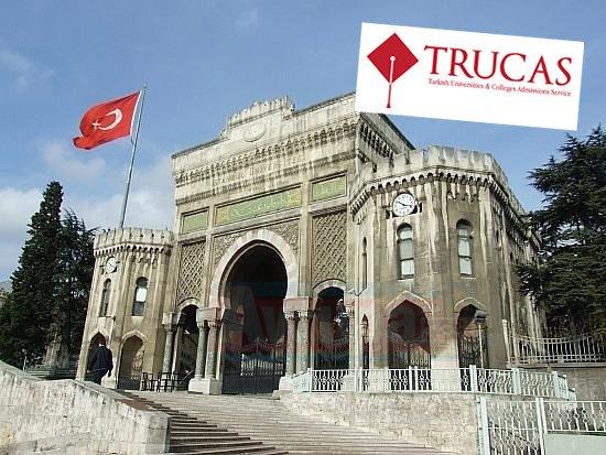 Türkiye'deki üniversiteler sizi bekliyor...