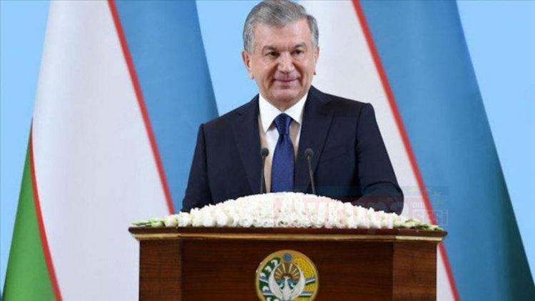Cumhurbaşkanı Mirziyoyev: Dünyada 50 milyona yakın insan Özbekçe konuşuyor