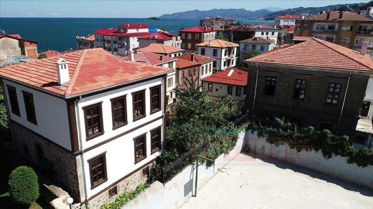 Giresun'un Zeytinlik semti UNESCO'ya aday