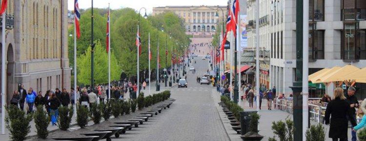 Norveç'te silahlı saldırganlar ambulans kaçırıp kalabalığın üzerine sürdü