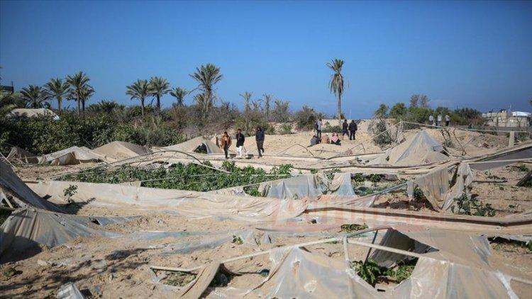 İsrail, Gazze'de tansiyonu tırmandırıyor