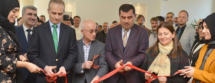 DİTİB'den Klasik Türk-İslam Sanatları sergisi açıldı