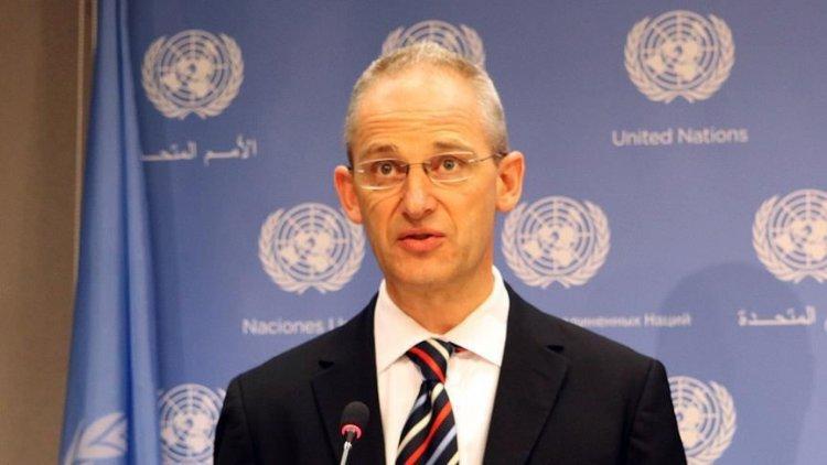 BM'den Gazze'de tırmanan