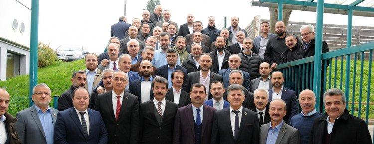 'DİTİB Dernek Başkanları Çalıştayı' düzenlendi