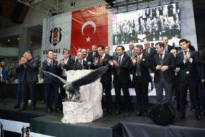 Beşiktaş Kulübü Yönetim Kurulu'nda görev dağılımı