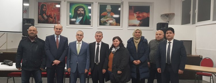 27. Koruyucu aile toplantısı Hamm'da yapıldı