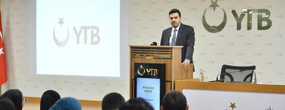 YTB'den Gelecek Nesil Akademisi programı