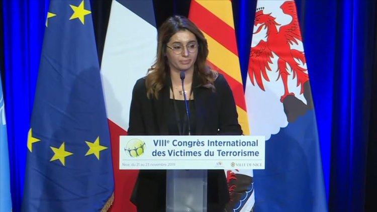 Fransa'da 'Uluslararası Terör Kurbanları Kongresi'