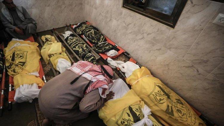 İslami Cihad bir aileyi yok eden İsrail saldırısı için 'uluslararası soruşturma' istedi