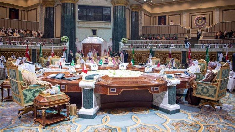 Körfez İşbirliği Konseyi Zirvesi bu yıl da Riyad'da yapılacak