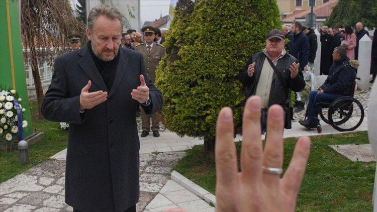 Bosna Hersek'te Devlet Günü vesilesiyle tören düzenlendi