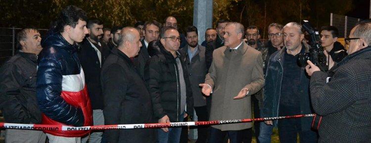 UID'den Fatihspor'a destek ziyareti