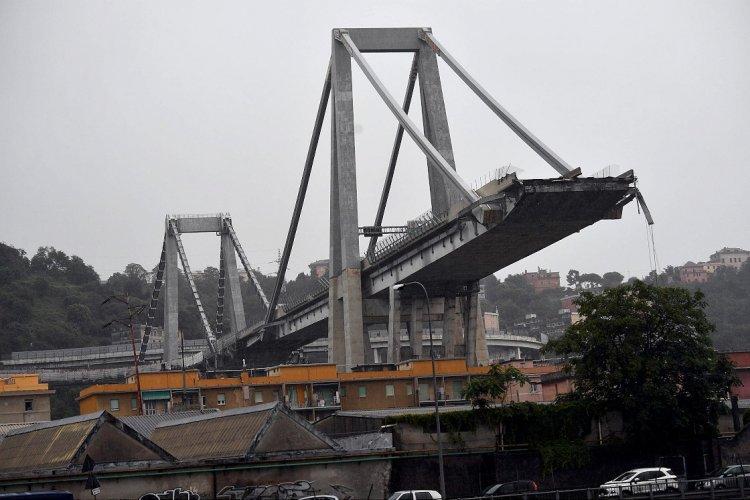 İtalya'nın köprüleri teker teker çöküyor
