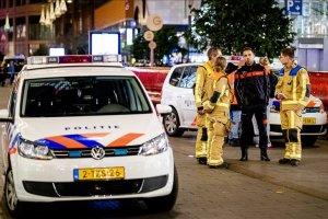Hollanda'nın Lahey kentinde bıçaklı saldırı yapıldı