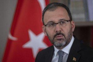 Bakan Kasapoğlu: 4. Dünya Göçebe Oyunları 2020 yılında Bursa'da yapılacak