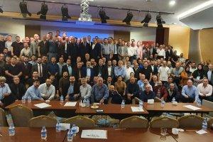 DİTİB teşkilatı hizmet içi eğitim seminerinde buluştu