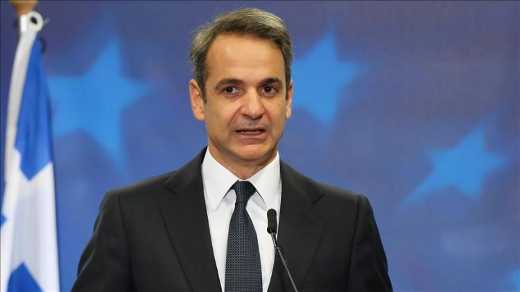 Yunanistan Başbakanı Miçotakis: Göçmen meselesi tüm Avrupa'yı etkiliyor