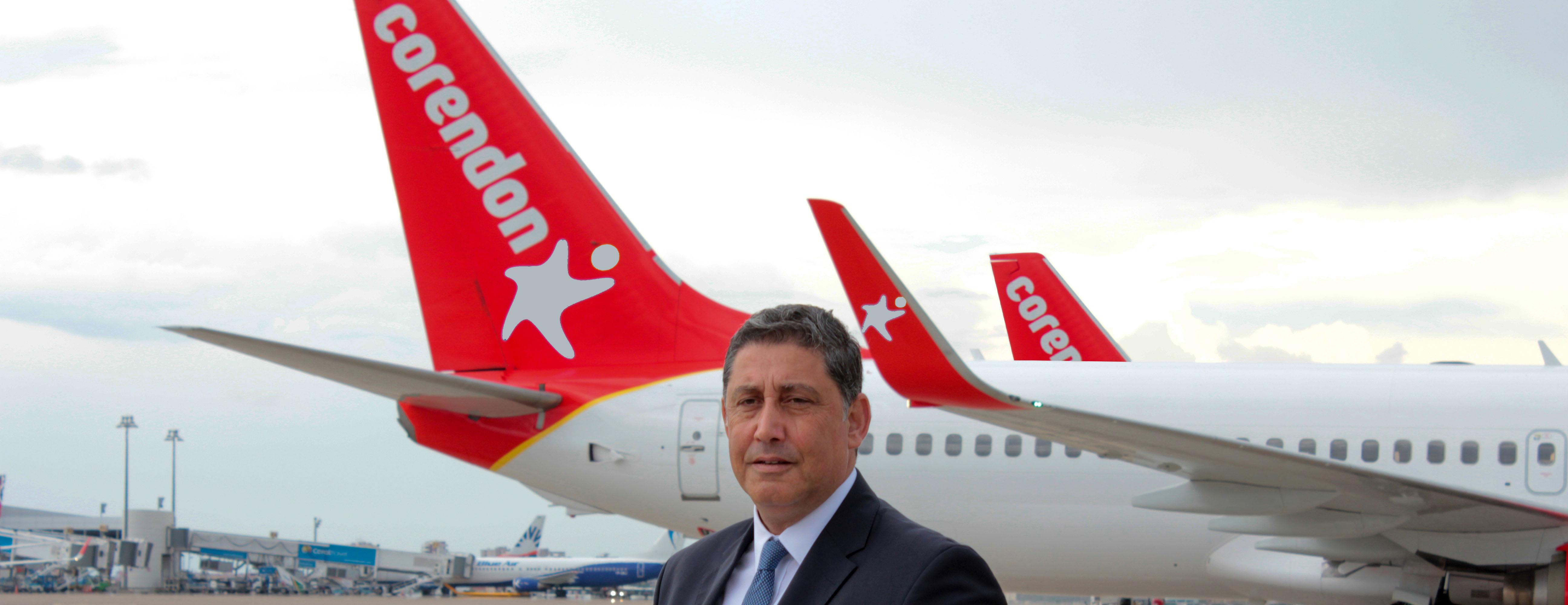 Corendon Airlines jet hızıyla büyüyor