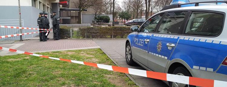 Almanya'da bir binada meydana gelen patlamada en az 25 kişi yaralandı