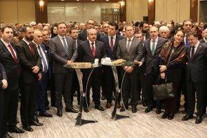 Üsküp'te 21 Aralık Türkçe Eğitim Günü resepsiyonu düzenlendi