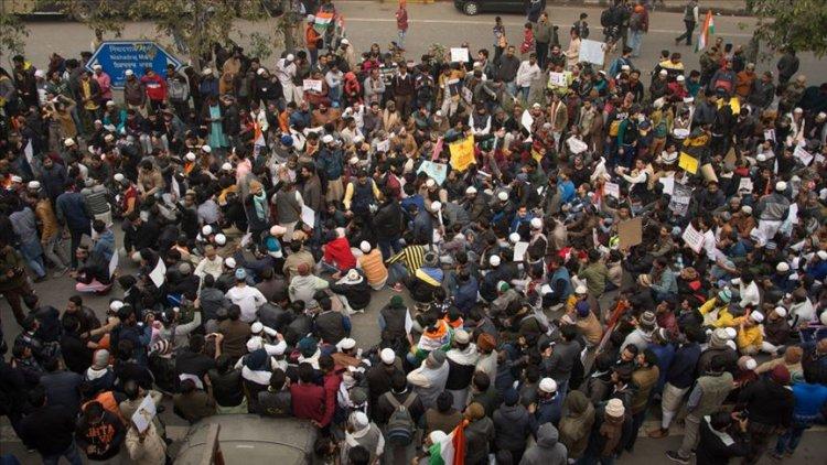 Hindistan'da ana muhalefet partisinden Vatandaşlık Yasası düzenlemesine tepki