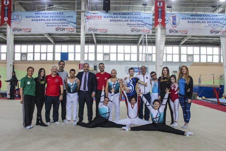 Down Sendromlu Sporcular Olimpiyat Oyunları'nda 120 milli sporcu mücadele edecek