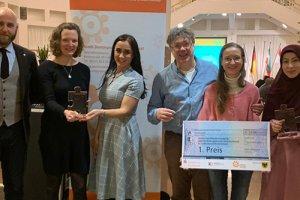 'Dortmund Uyum Ödülü'ne DİTİB Osman Gazi Camii layık görüldü