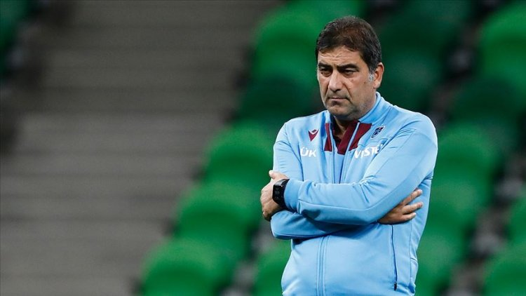 Ünal Karaman'ın Trabzonspor'da dönemi sona erdi