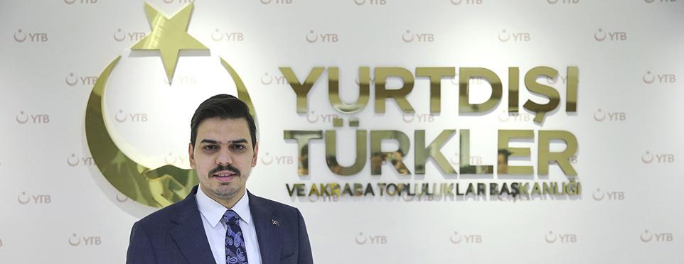 Türkiye ile gönül bağını kaybetmeyen güçlü bir diaspora istiyoruz