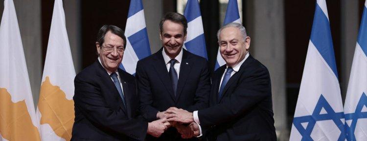Doğu Akdeniz doğal gaz boru hattı proje anlaşmasını imzaladılar