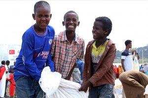 Türkiye TİKA aracılığıyla Somali'nin makus talihini değiştiriyor