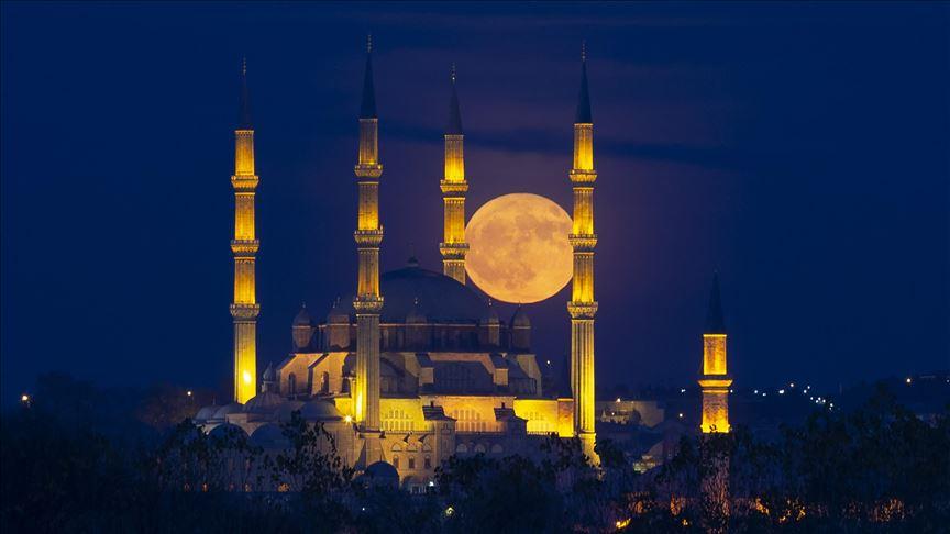 Mimar Sinan'ın 'ustalık eseri' Selimiye geçen yıl 3 milyon kişiyi ağırladı
