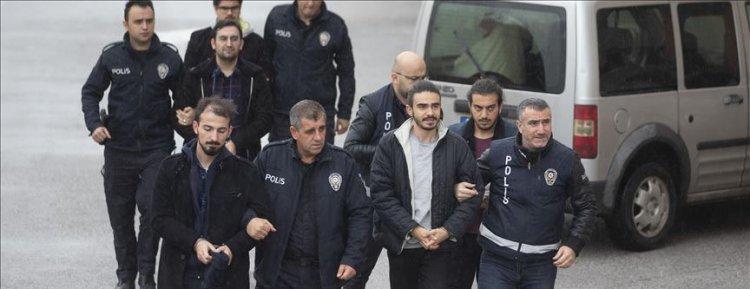 Edirne'den Yunanistan'a kaçmak iseyen 1086 FETÖ'cü yakalandı