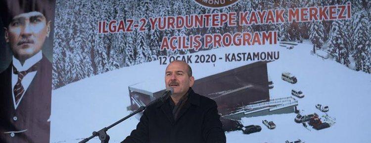 İçişleri Bakanı Soylu: gençlerimize terörsüz bir Türkiye bırakacağız